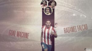 Falcao by CanTuran