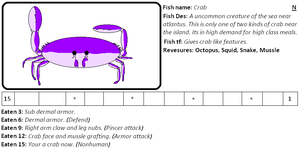 Crab bio by watcher313
