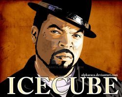 Ice Cube by alpkaraca
