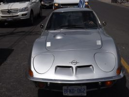 The Opel At Queen And Ossington #2 by Neville6000