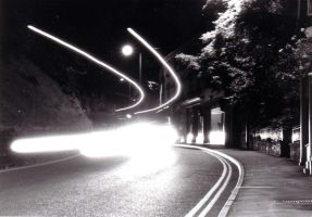 Road lights by electriccanvas