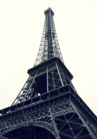 Eiffel Tower hintonmedia by russakagame