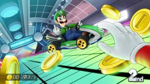 Luigi's Getting Tired of Your Crap by Goombac
