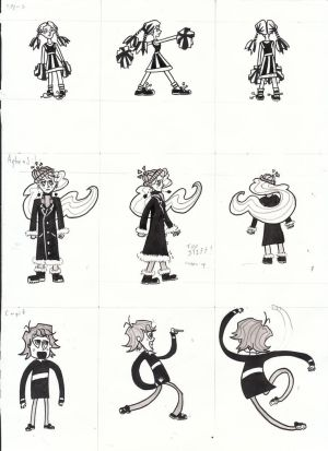 Thesis Character Designs 5