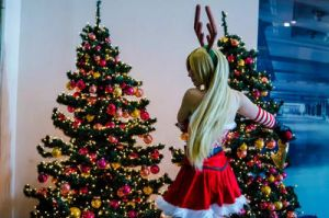 Merry Christmas with Slay Belle Katarina by Belialle