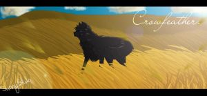Crowfeather - Standing in the wind.. by SunnyBlub