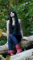 Marceline The Vampire Queen cosplay 01 by adultchildren
