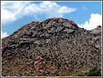 Boulder Hill Close Up by BethMcBeth