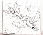 Flying! by PhoenixPeregrine