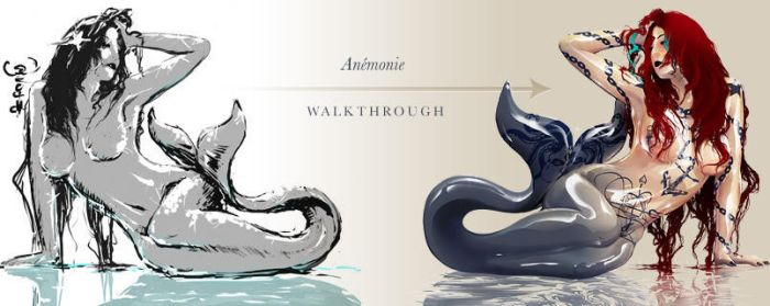 Anemonie - Walkthrough by wroth