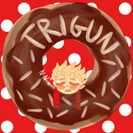 International Trigun (Donut) Day 2015 by dead-wolfwood