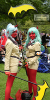 Scanty and Kneesocks by pure-faces