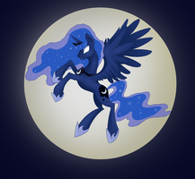 Luna by aragarh