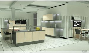 porsche design kitchen evening by zigshot82