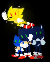 Sonics by Maddzee