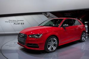 Paris 2012: Audi S3 by randomlurker