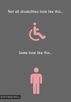 Disabilities by haileysthelimit