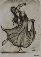 Solo Dancer by undefined21