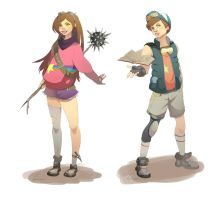 When Gravity Falls by putemphasis