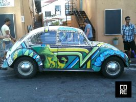 Custom VW Beetle 2 by rayyzer