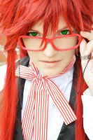 Grell by Koralene