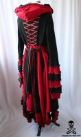 Queen of Hearts Sweater Coat 4 by smarmy-clothes