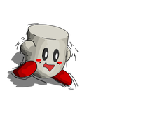 Kirby Power Sandbag by Buci01
