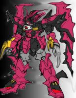 The Dark Epyon by Eviscerator