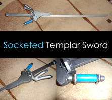 NeoSteam - Templar Sword by SnowspireFox