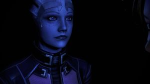 liara: vision of beauty by prime456