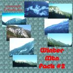 Winter Mtns Pack 2 by Pyrosaint-Stox