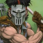 Daily Sketches Casey Jones by fedde