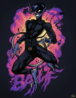 Young Nightcrawler by MicahSouza