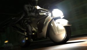 D13 Motorcycle Promo by robertllynch