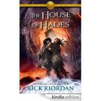 Official Cover for House of Hades by veronicle