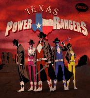 Power Texas Rangers by Fuacka