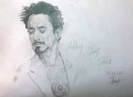 Iron Man by forensicsAnderson