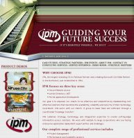 Ipm Mockup Stair to Success by ruv