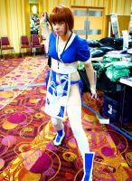 Ready to fight. Kasumi by lilburi4ever