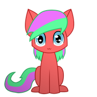 Minty Cat by desolator288