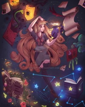 Hermione by Whimsette