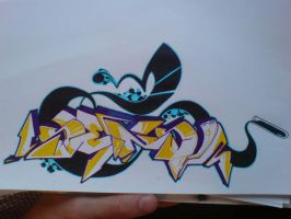 SENS One by Graffitiminded