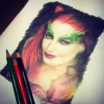 Poison Ivy by MedaiP90