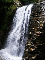 waterfall4 by compot-stock