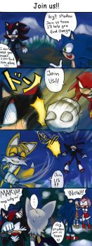 Sonic Chron : Join US by chobitsG