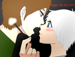 Happy 4th July 2015 by DumbBlond101