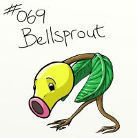 0069 - Bellsprout by Electrical-Socket