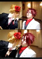 Umineko: Kiss me, deadly by Redustrial-Ruin