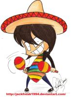 Mexicana by jackfreak1994