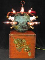 Diabolocal Box 26 by steampunklighting